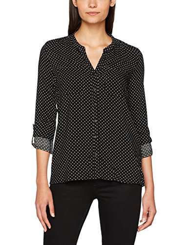 Onlfirst Femme Pocket Shirt WVN Dots Dancer Multicolore Only Noos Aop Blouse AOP Cloud LS w Black dInTxIpEq8