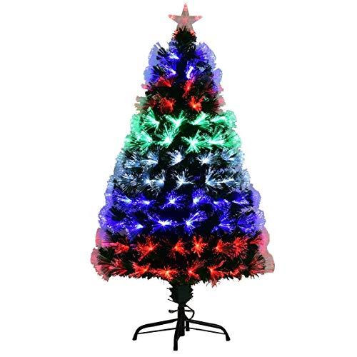 7 5 Fiber Optic Christmas Tree: 10 Best Fiber Optic Christmas Trees To Buy For Eve 2019
