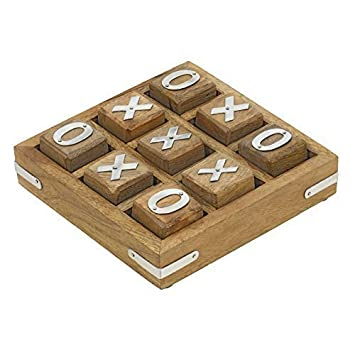 8b0defa8a Handmade Wooden Tic Tac Toe Game for Kids 7 and Up - Great Gifts for Kids  for All Occasions