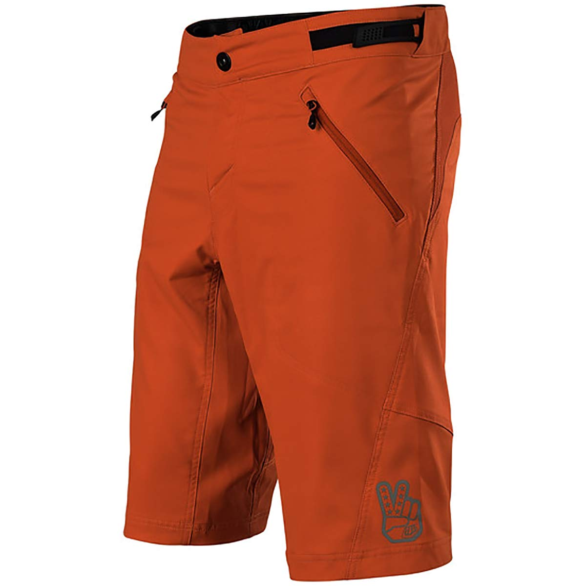 Troy Lee Designs Skyline Short Shell - Men's Solid Clay, 38 by Troy Lee Designs