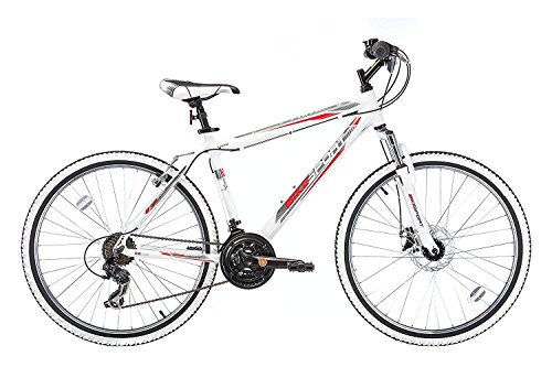 Bikesport Men's PRIME Hardtail Mountain Bike 26 inch wheels Alloy frame 18...