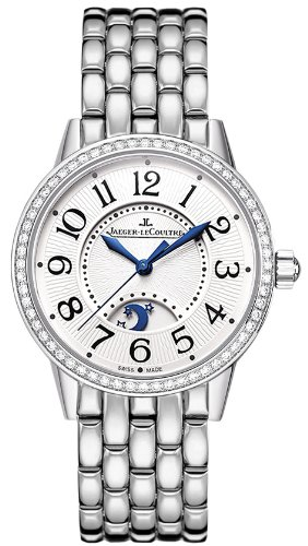 Jaeger LeCoultre Rendez-Vous Silver Dial Stainless Steel Ladies Watch ()
