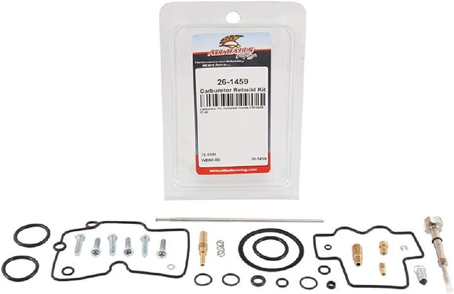 All Balls Carburetor Repair Kit 26-1459 Honda CRF450R 2008