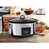 Crock-Pot 7 Quart Programmable Slow Cooker with