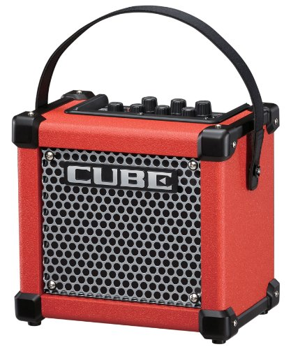 (Roland MICRO CUBE GX Guitar Amplifier (Red) (Open Box))