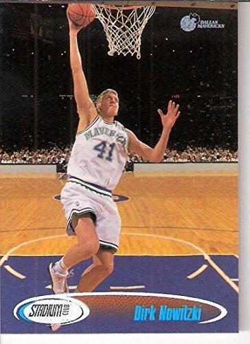 Basketball NBA 1998-99 Stadium Club Base #202 Dirk Nowitzki NM-MT RC Rookie