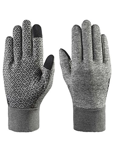 Dakine Mens Storm Liner Gloves, Stacked, L, Shadow
