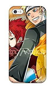 Hot Iphone Case - Tpu Case Protective For Iphone 5/5s- Gaara Naruto Shippuuden S