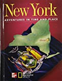 img - for New York: Adventures in Time and Place book / textbook / text book