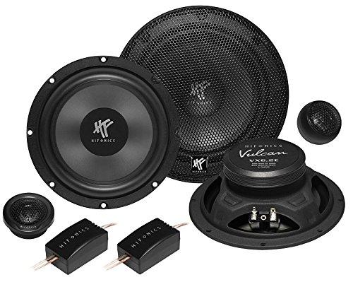 Hifonics Speaker 400W 16.5cm vx6.2e Kompo incl fitting kit for Ford...