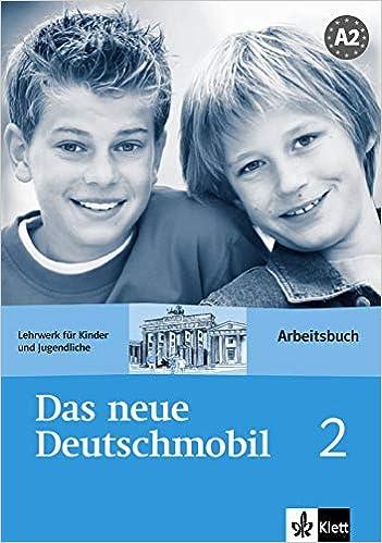 Das neue Deutschmobil 2 - Arbeitsbuch