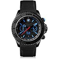 ICE BMW Motorsport Black Dial Men's Chronograph 48 mm Watch