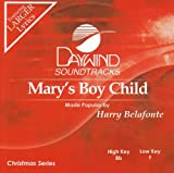 Mary's Boy Child [Accompaniment/Performance Track]