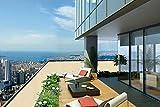 DearHouse Balcony Privacy Screen Cover