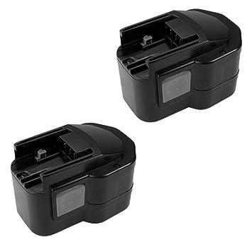 Batterie 12v 2500mah pour AEG Milwaukee pep12t pep12tx pes12 pes12t pjx12pp