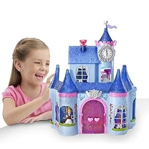 Princesas Disney X2842 - Palacio De Cuento De Cenicienta (Mattel)