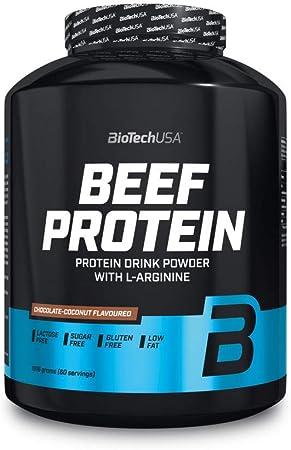 BioTech Beef Protein Hydro Beef Proteínas de Carne de Vacuno ...