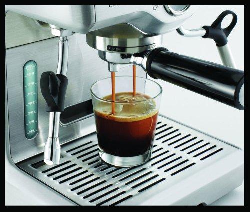 breville bes820xl die cast 15 bar programmable espresso. Black Bedroom Furniture Sets. Home Design Ideas