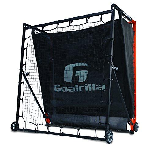 (Goalrilla All-Season Trainer for Ultra-Responsive Ball Return for Quick Training Drill Repetition)