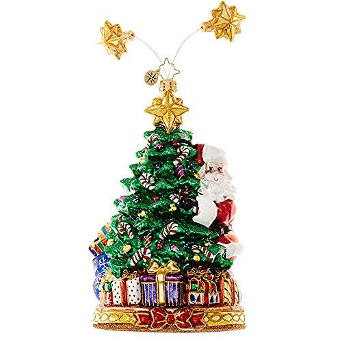 Christopher Radko Spring Sprang Spruce Christmas Ornament