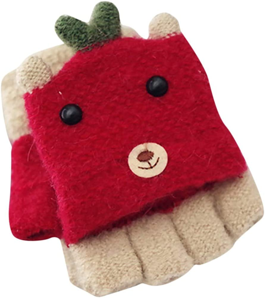 Aihihe Kids Winter Flip Top...
