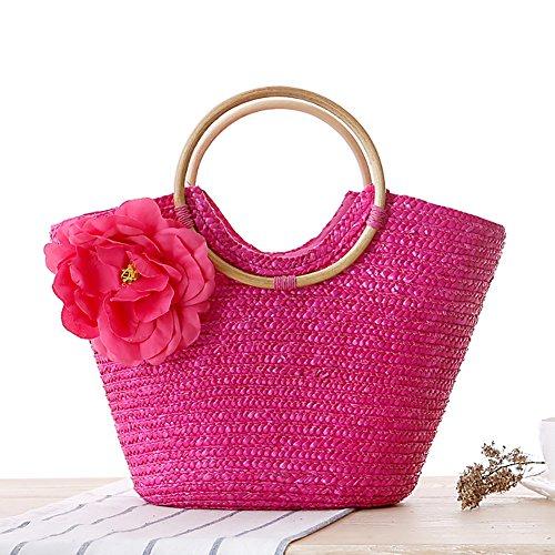 Sue Supply Cloth Bag Hot Pink Hot Pink Woman Pink