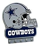 NFL Dallas Cowboys My Key Rack, 8.5'' x 7.75'', Gray