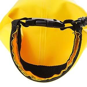 Sharplace Bolsa Seca de Deportes Aire Libre Acampada Senderismo Accesorios para Saco de Dormir Amarillo: Amazon.es: Deportes y aire libre