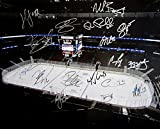 2014-15 ANAHEIM DUCKS TEAM SIGNED PHOTO POSTER 16x20 w/COA KESLER PERRY GETZLAF