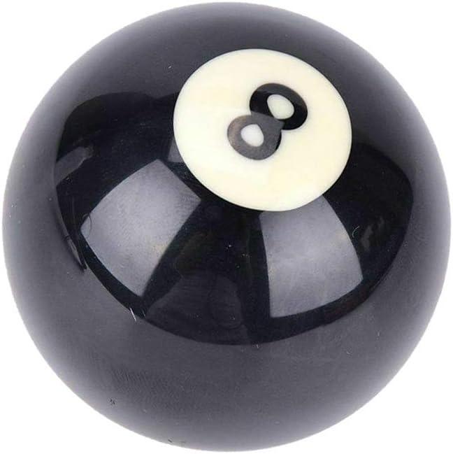 styleinside Mesa de Billar Bola de Billar # 8 reemplazo Bola Ocho ...