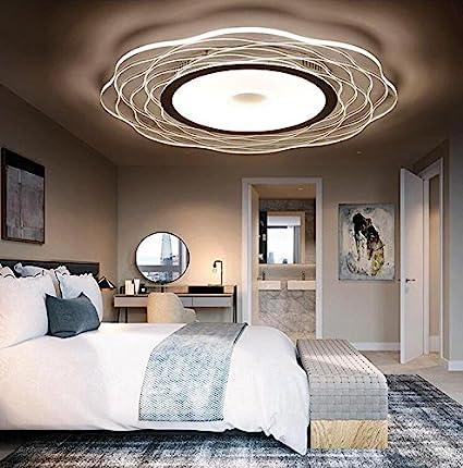 Amazon.com: Ultra Beautiful Flowers Led Bedroom Ceiling ...