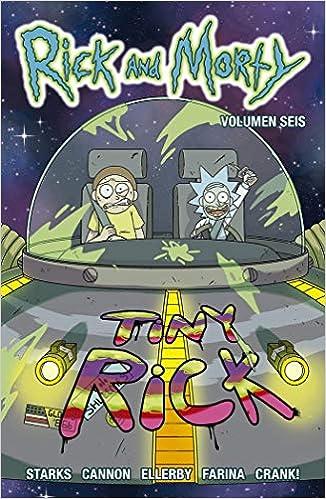 RICK Y MORTY 06: Amazon.es: Kyle Starks, CJ Cannon, Marc ...