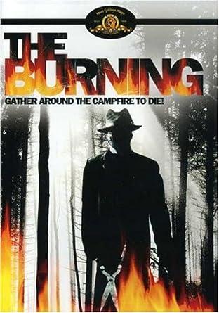 Amazon The Burning Brian Matthews Tony Maylam Movies