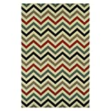 Best Outdoor Area Rugs - Superior Chevron Collection 8' x 10' Area Rug Review