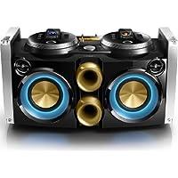 Philips FWP3200D Mini Hi-Fi System Mix like a DJ 30-pin dock 100 - 240V AC, 50/60Hz for iPod, iPhone USB