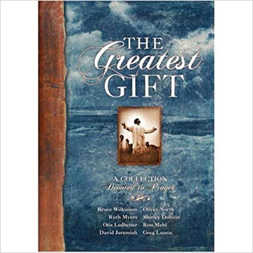 Book The Greatest Gift: A Collection Devoted to Prayer