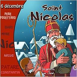 Saint Nicolas Livre Audio Marc Geoffroy 3503800210824
