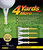 4 Yards More Reduced Friction Golf Tee, 2-3/4 inch