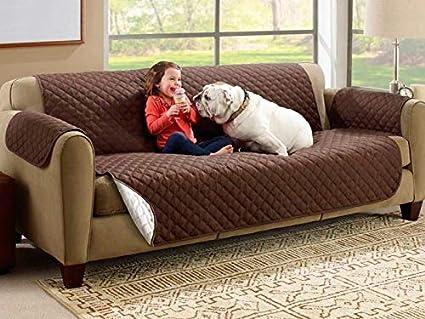 Funda DE Sofa Reversible Grande para 3 PLAZAS Triple ...