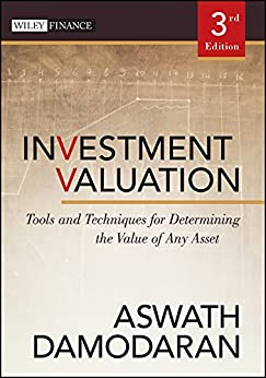 damodaran investment valuation 3rd edition pdf free download