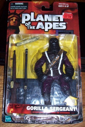 Planet of the Apes Gorilla Sergeant Special Collector Edition