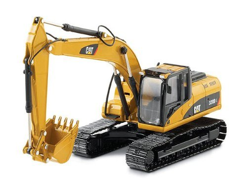 NOR55214 NORSCOT - Caterpillar 320D L Hydraulic Excavator by B2B Replicas