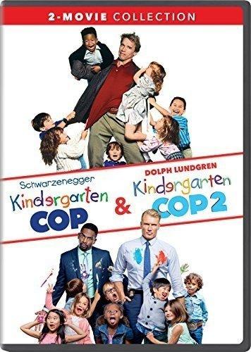 Kindergarten Cop & Kindergarten Cop 2: 2-Movie Collection -