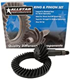 Allstar Performance ALL70115 7.5'' 3.73 Thick Ring and Pinion Gear Set for GM
