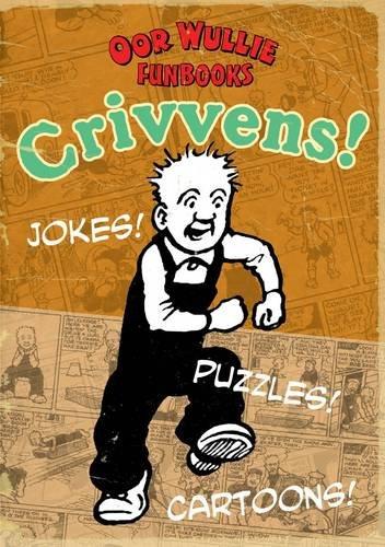 Download Crivvens! (Oor Wullie Funbooks) pdf