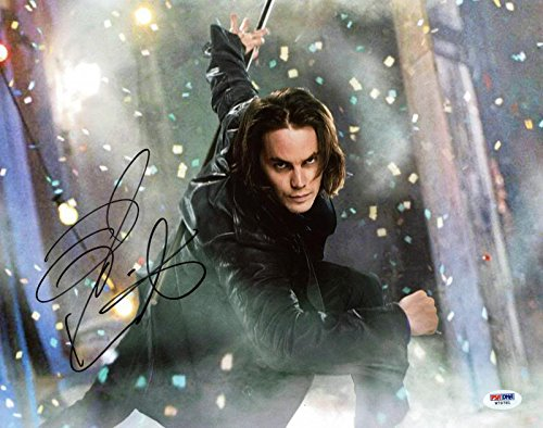 Taylor Kitsch X-Men Gambit Signed Authentic 11X14 Photo PSA/DNA #W79781
