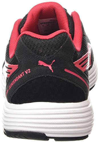 Puma Descendant V2, Multisport Outdoor femme Noir (Black/Pink)