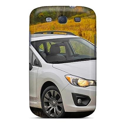 Amazon.com: Premium Tpu Subaru Impreza 5 Door 2012 Cover ...