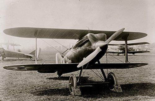 Curtiss Racer (Record 233 mi per hr) Poster Print (24 x 36)