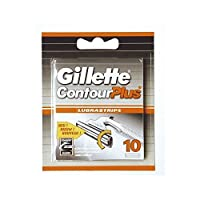 GILLETTE BLADE CONTOUR PLUS 10